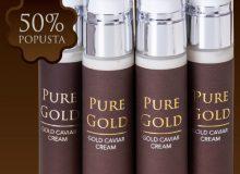Pure Gold krema za mladje lice