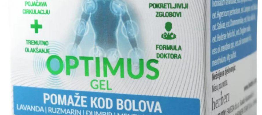 optimus gel
